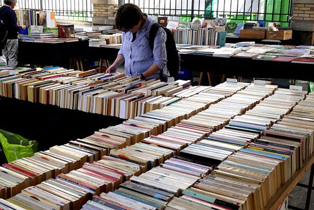marche du livre ancien - contact libraires